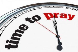 Time-to-pray